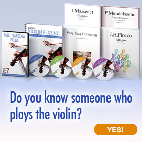 The Complete Violin Package from Virtual Sheet Music!