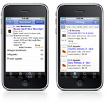 Download Virtual Sheet Music's free application for iPhone and iPod Touch!