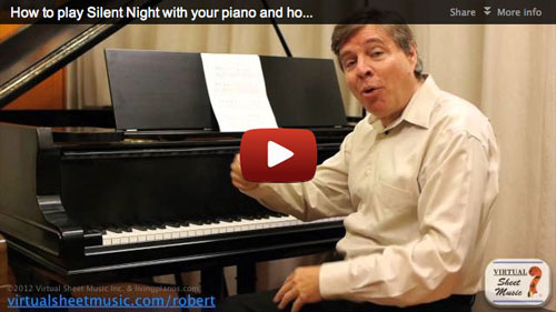 How to Approach Advanced Silent Night - Video
