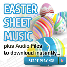 Find Easter sheet music to print instantly at Virtual Sheet Music