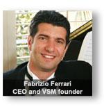 Fabrizio Ferrari, CEO